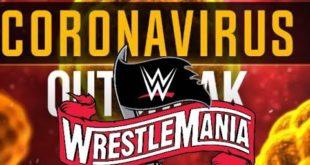 WrestleMania Canceled Due To Coronavirus