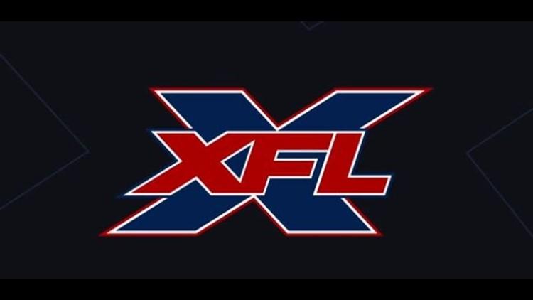 XFL logo - Wrestling Examiner