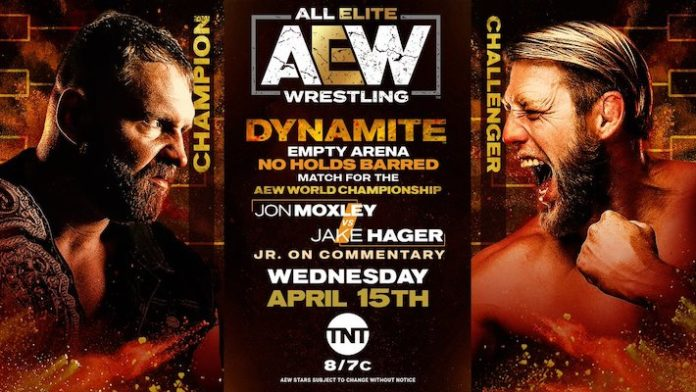 AEW Dynamite Results & Highlights 4-15 - Wrestling Examiner