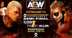 AEW Dynamite Results & Highlights 4-29 - Wrestling Examiner