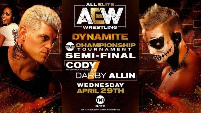 AEW Dynamite Results & Highlights 4-29 - Wrestling Examiner