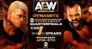 AEW Dynamite Results & Highlights 4-8 - Wrestling Examiner
