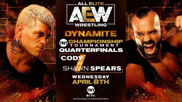 AEW Dynamite Results & Highlights 4-8 - Wrestling Examiner