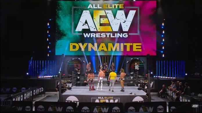 AEW Dynamite - Wrestling Examiner