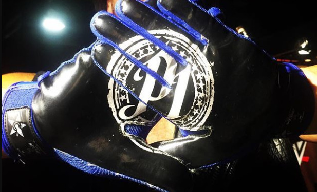 AJ Styles Gloves - Wrestling Examiner