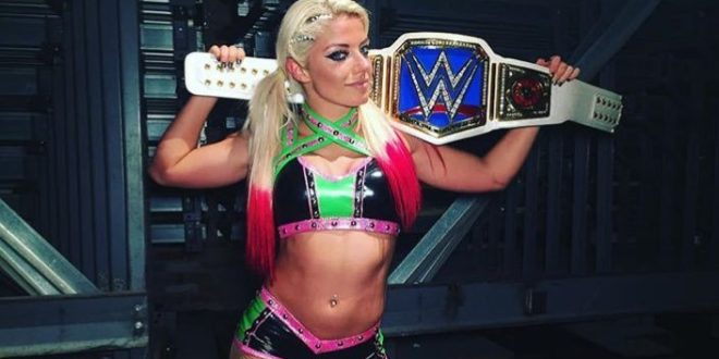 Alexa Bliss Champion - Wrestling Examiner