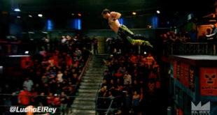 Angelico Dive Lucha Underground - Wrestling Examiner