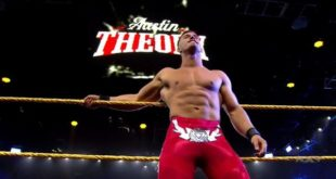 Austin Theory - Wrestling Examiner