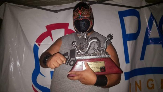 Black Demon Wins Copa Pendragon Rojo - Wrestling Examiner