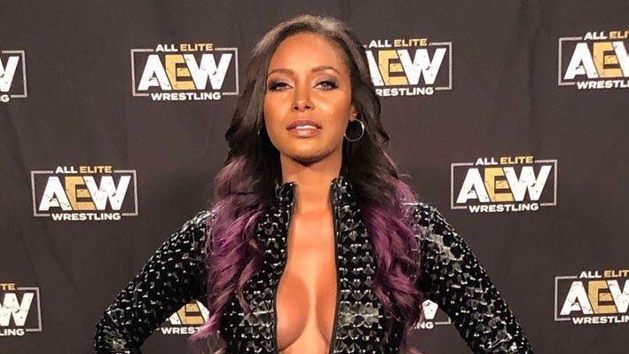 Brandi Rhodes AEW - Wrestling Examiner