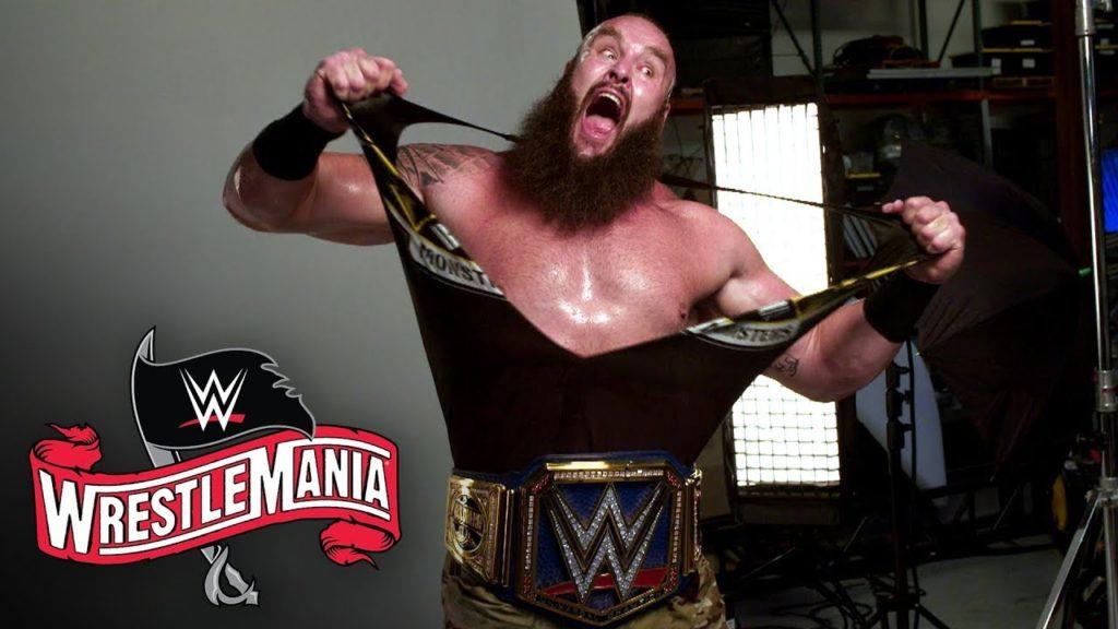 Braun Strowman Champion - Wrestling Examiner