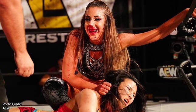 Britt Baker - Wrestling Examiner