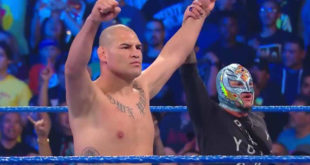 Cain Velasquez - Wrestling Examiner
