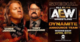 Chris Jericho and Tony Schiavone 'Best Commentary Teams' - Wrestling Examiner