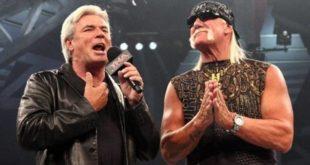 Eric Bischoff and Hulk Hogan - Wrestling Examiner