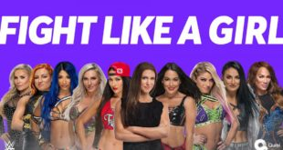 Fight Like A Girl - Wrestling Examiner