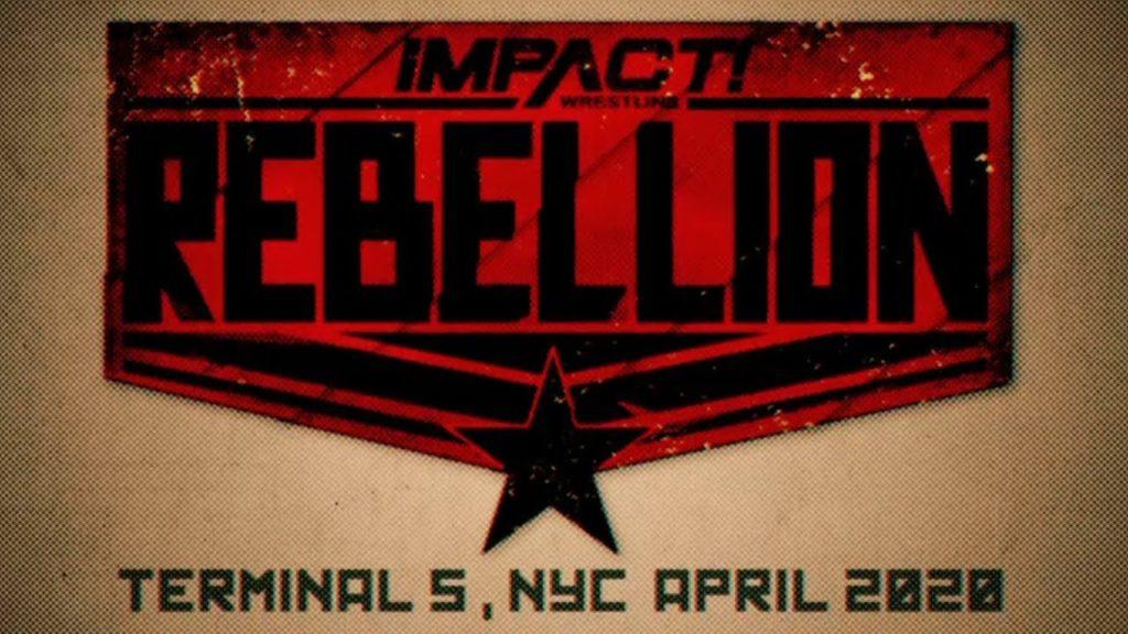 Impact Wrestling Rebellion - Wrestling Examiner