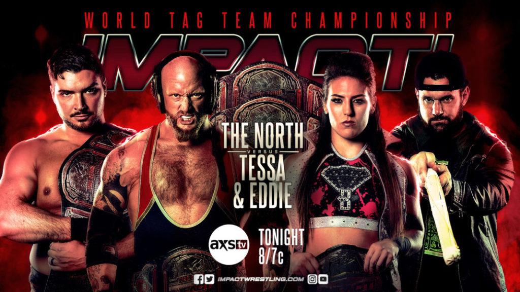 Impact Wrestling Results & Highlights 4-7-20 - Wrestling Examiner