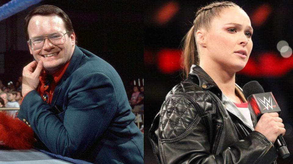 Jim Cornette on Ronda Rousey - Wrestling Examiner