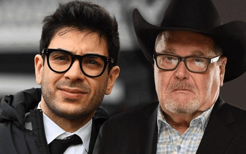Jim Ross and Tony Khan - Wrestling Examiner