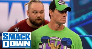 John Cena and Bray Wyatt - Wrestling Examiner