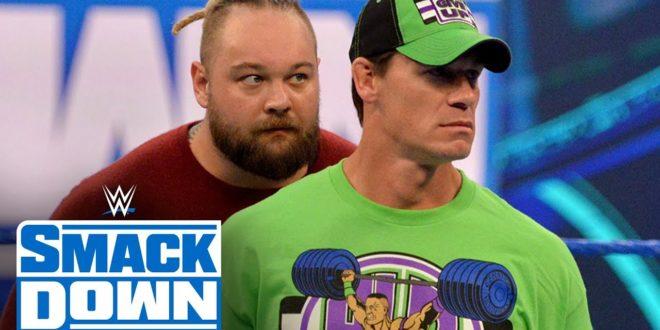 John Cena and Bray Wyatt - Wrestling Examiner