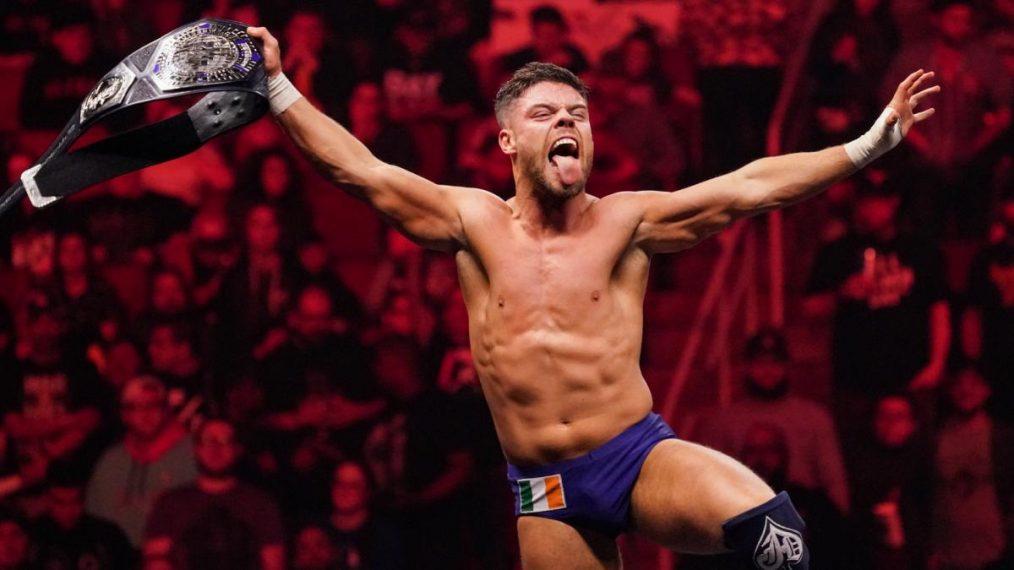 Jordan Devlin - Wrestling Examiner