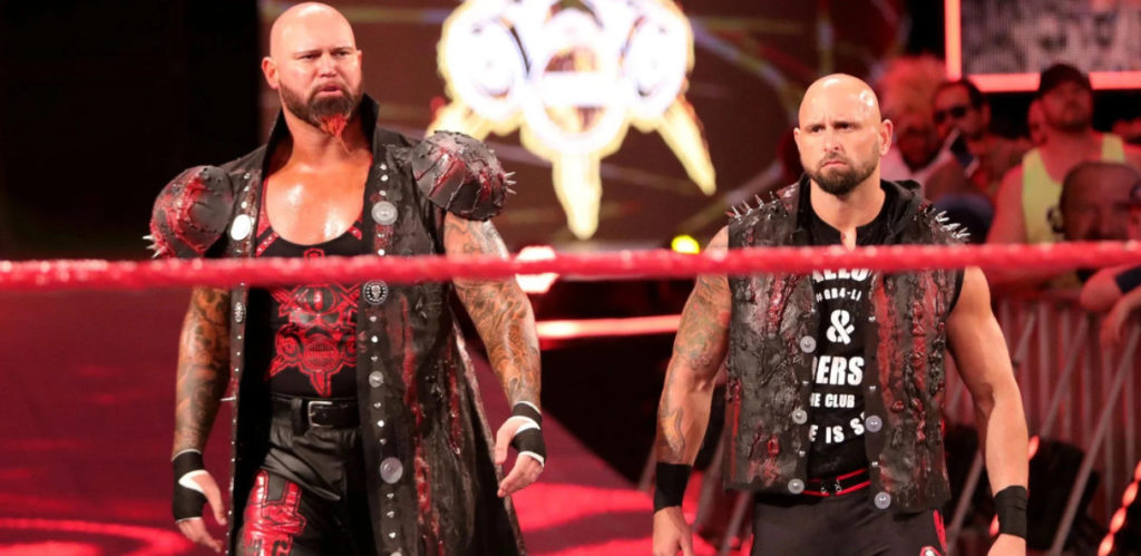 Karl Anderson & Luke Gallows