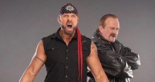 Lance Archer with Jake Roberts - Wrestling Examiner