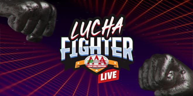 Lucha Fighter AAA - Wrestling Examiner