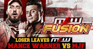 MLW Fusion Results 4-4 - Wrestling Examiner