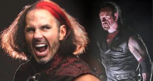Matt Hardy and Undertaker - Wrestling Examiner