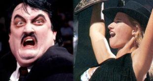 Paul Bearer and Sunny - Wrestling Examiner