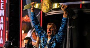 Rob Gronkowski 24-7 Champion - Wrestling Examiner