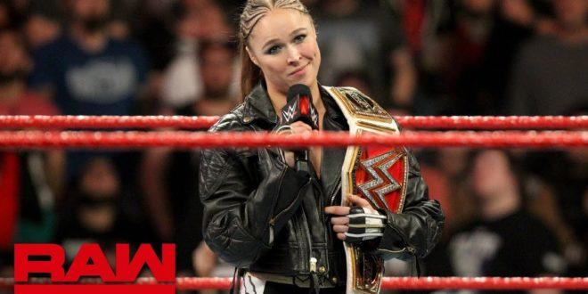 Ronda Rousey - Wrestling Examiner