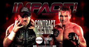 Sami Callihan vs Ken Shamrock - Wrestling Examiner
