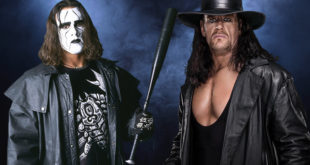 Sting vs Undertaker - Wrestling Examiner