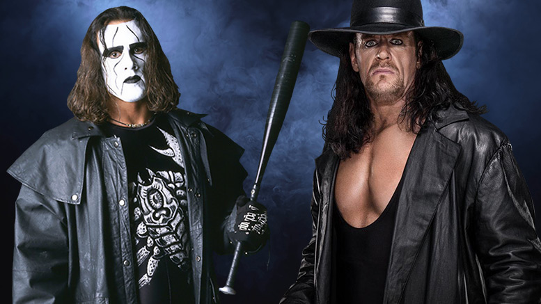 Sting vs Undertaker - Wrestling Examiner