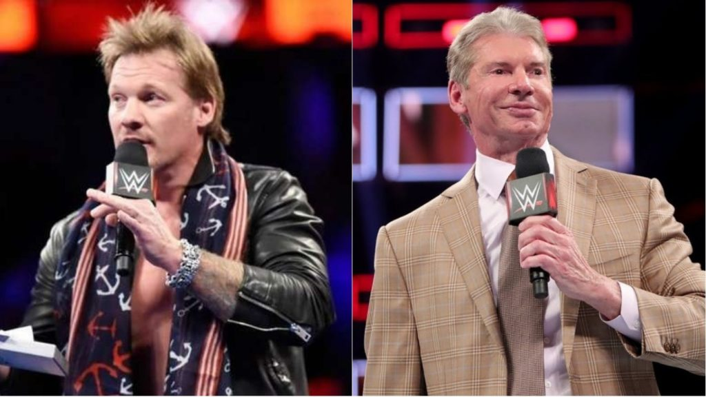 Vince McMahon and Chris Jericho - Wrestling Examiner