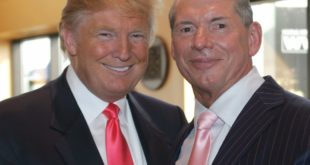 Vince McMahon and Donald Trump - Wrestling Examiner