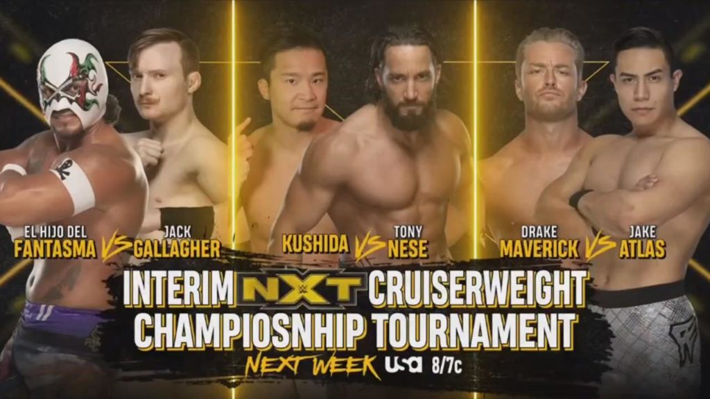 WWE NXT Results & Highlights 4-22 - Wrestling Examiner