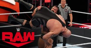 WWE RAW Results 4-6 - Wrestling Examiner