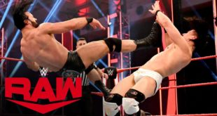 WWE RAW Results & Highlights 4-20 - Wrestling Examiner