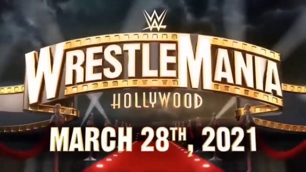 WrestleMania 37 - Wrestling Examiner