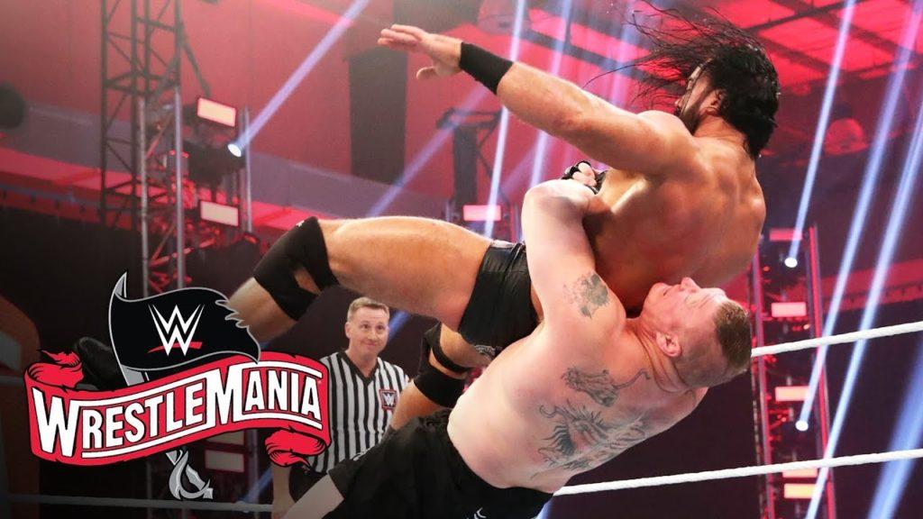 WrestleMania Night 2 Results & Highlights - Wrestling Examiner
