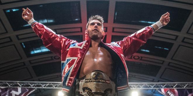 Zack Sabre Jr - Wrestling Examiner