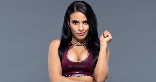 Zelena Vega - Wrestling Examiner