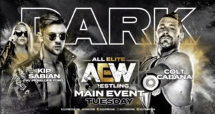 AEW Dark Results & Full Show 5-5 - Wrestling Examiner