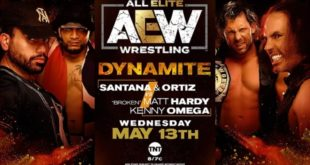 AEW Dynamite Results & Highlights 5-13 - Wrestling Examiner