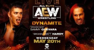 AEW Dynamite Results & Highlights 5-20 - Wrestling Examiner